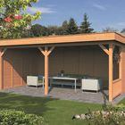 plat dak Oslo type 3 XL blanke wanden