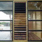 Glaswand module