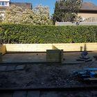 Opbouw Blokhut Freddy 578x300x217 cm