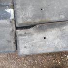 Koopjeshoek betonpoer recht antraciet