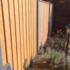 Schuttingschermen Red Class Wood met betonpalen