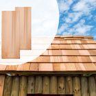 Red Cedar Shingles dakpannen hout
