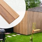 Rhombus Thermisch Gemodificeerd Ayous 1.8 x 6.8 cm ruitvormig