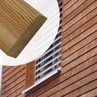 Rhombus Thermisch Gemodificeerd Grenen 1.8 x 6.8 cm Ruitvormig