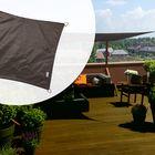 Schaduwdoek Vierkant 500 x 500 cm Nesling - in 5 kleuren
