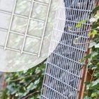 Schanskorf stalen gaasmat 30 x 200 cm verzinkt metaal, ook voor maatwerk