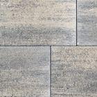 Terrastegel grijs/zwart Excluton Soft Comfort