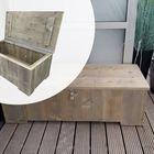 Steigerhout Tuinkist 105 x 60 x 45 cm
