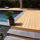 Terras planken van bamboe