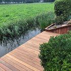 Wasserterrasse aus Ipé Hartholz Terrassendielen - Kundenfoto