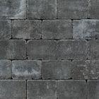 Trommelsteen 20x30x5 cm Antraciet - Kijlstra
