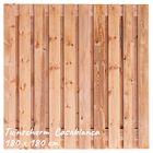 Tuinscherm Red Class Wood Casablanca 180x180 cm
