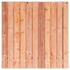 Tuinscherm Red Class Wood Agadir 180x180 cm
