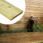 rabat plank 18 mm grenen