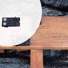 Vlonderplank houders voor onzichtbare bevestiging 90-190 mm planken - Doos 100 strips