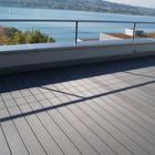 Lames de terrasse creuse en composite WPC -  Fun-Deck multigrey dark - 138 mm