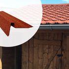 Windveer rood Aquapan 91 cm