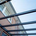 Led verlichting aluminium veranda
