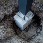 Hemelwater afvoer betonpoer