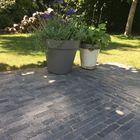 Abbeystones waalformaat grijs-zwart
