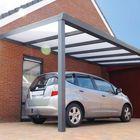 Aluminium carport aan huis