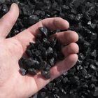 Basalt Split Zwart 8 - 11 mm - Nat