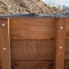beschoeiingsplanken 20x150 mm hardhout
