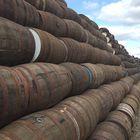 eiken houten vaten