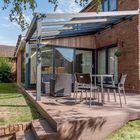 aluminium veranda expert edition met glasdak