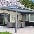 Aluminium veranda expert edition melkwit