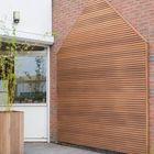 Fassadendiele Dreifach-Block
