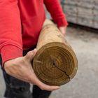 ronde paal 140 mm grenen geimpregneerd