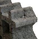 Waterdoorlatende grastegel 30x30x8cm Grijs