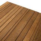 houten gevelbekleding in verschillende breedtes