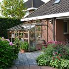 Muurkas Royal Well New Classic Lean-To 106 - 299 x 194 cm, nokhoogte 240 cm
