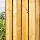 Barcode schutting tuinplanken grenen hout