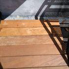 Lame de terrasse en bois exotique Ipé