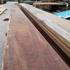 Ipe planken met oppervlakkige schimmel