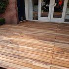 ipe terras 19 x 90 mm smalle planken vlonder