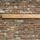 Wovar Schwerlastdübel M10 Vorsteckmontage Holz auf Stein