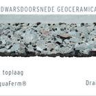 Keramische tegel Geoceramica Concreet Black