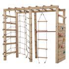 houten klimtoren