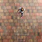 Paved klinkers Munchen 24x16x8cm Sahara Rood sfeerfoto
