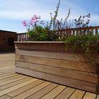 Plantenbak - Terrasplank Smal Ipe Hardhout