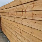 Red Class Wood schutting plank Rabat Zweeds