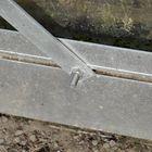 Royal Well Hamerkop bouten en moeren aluminium, m6 x 11 mm - set 20 stuks
