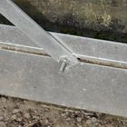 Royal Well Hamerkop bouten en moeren RVS, m6 x 11 mm - set 10 stuks