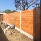 Schutting blokhutprofiel Red Class Wood