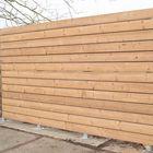 schutting plank goedkope thermisch gemodificeerd hout