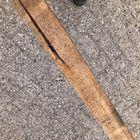 Hardhouten paal azobe 7 x 7 cm koopjeshoek